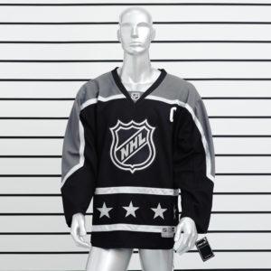 Купить хоккейный свитер NHL All Star Game черный