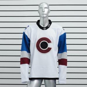 Купить хоккейный свитер Colorado Avalanche