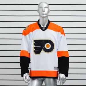 Купить хоккейный свитер Philadelphia Flyers белый
