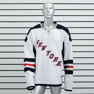 Купить хоккейный свитер New York Rangers белый