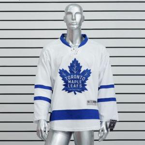 Купить хоккейный свитер Toronto Maple Leafs белый