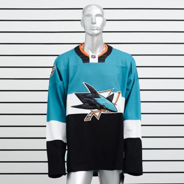 Купить хоккейный свитер San Jose Sharks