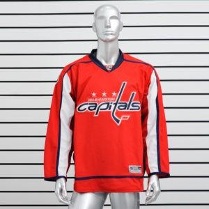 хоккейный свитер Washington Capitals