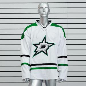 Купить хоккейный свитер Dallas Stars белый