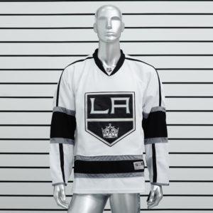 Купить хоккейный свитер Los Angeles Kings белый