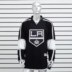 Купить хоккейный свитер Los Angeles Kings черный