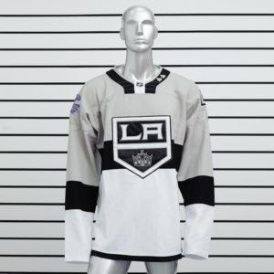 Купить хоккейный свитер Los Angeles Kings серый