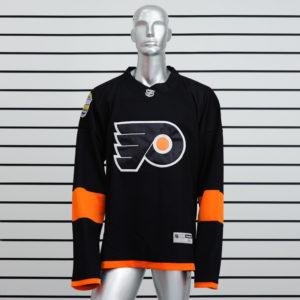 Купить хоккейный свитер Philadelphia Flyers черный