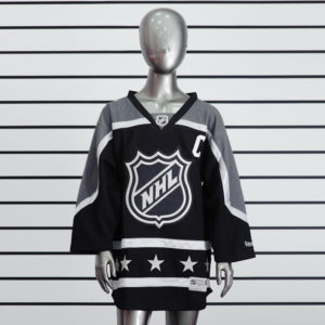 Купить детский хоккейный свитер NHL All Star Game (черный)