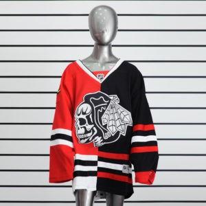 купить детский хоккейный свитер Chicago Blackhawks