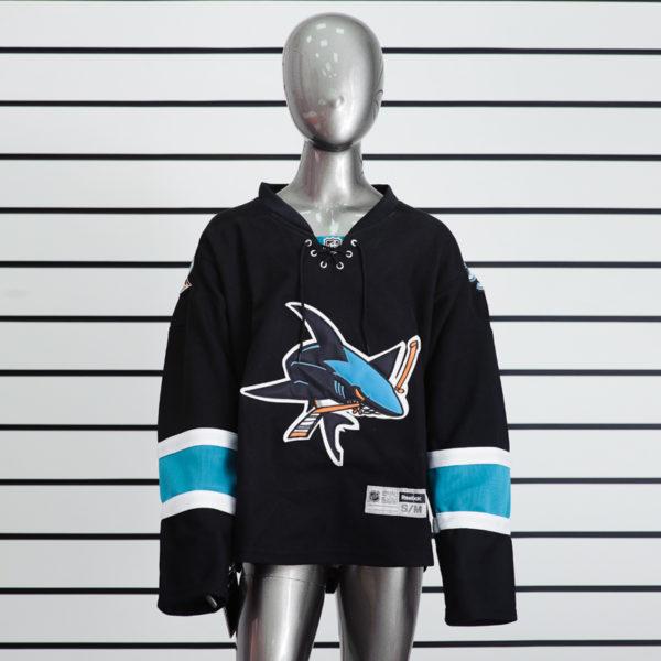 Купить детский хоккейный свитер San Jose Sharks