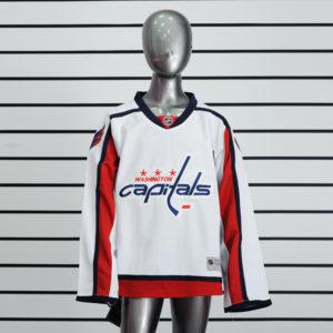 Купить детский хоккейный свитер Washington Capitals