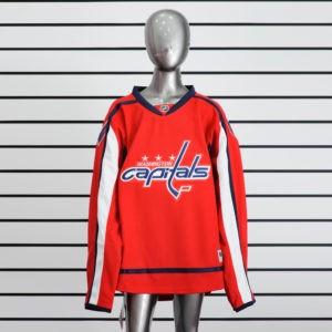 Купить детский хоккейный свитер Washington Capitals (Красный)