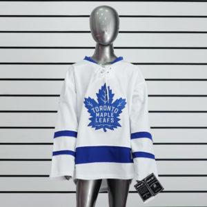 Купить детский хоккейный свитер Toronto Maple Leafs (Белый)