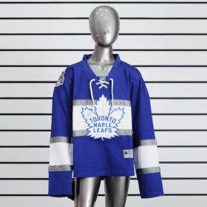 Купить детский хоккейный свитер Toronto Maple Leafs