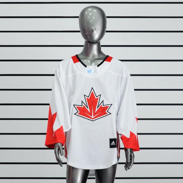 Купить детский хоккейный свитер сборной Канады