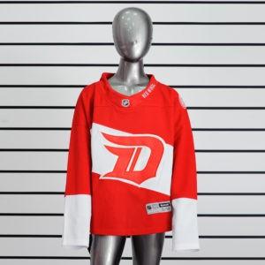 Купить детский хоккейный свитер Detroit Red Wings