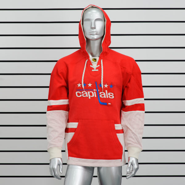 Купить толстовку худи Washington Capitals