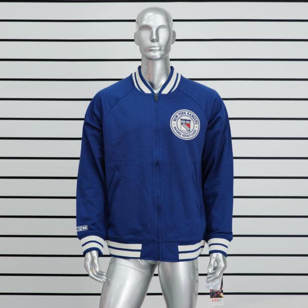 Купить куртку бомбер New York Rangers