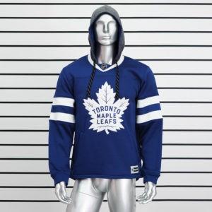 Купить толстовку худи Toronto Maple Leafs