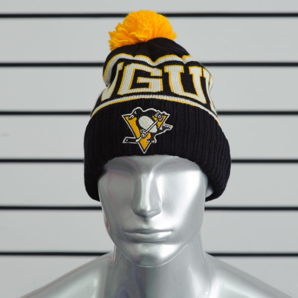 Купить шапку Pittsburgh Penguins
