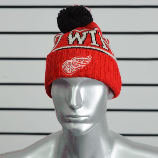 Купить шапку Detroit Red Wings