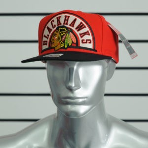 Купить бейсболку Chicago Blackhawks