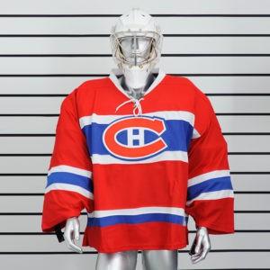 купить вратарский хоккейный свитер Montreal Canadiens