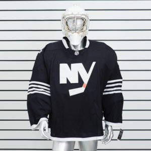 Вратарский хоккейный свитер New York Islanders