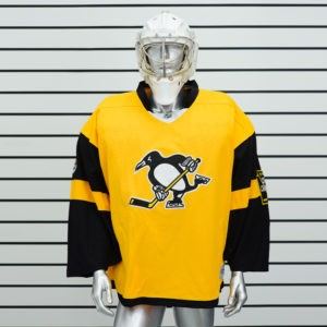 купить вратарский хоккейный свитер Pittsburgh Penguins