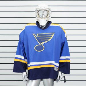 купить вратарский хоккейный свитер St. Louis Blues