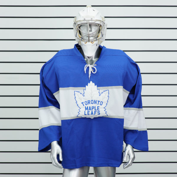 купить вратарский хоккейный свитер Toronto Maple Leafs