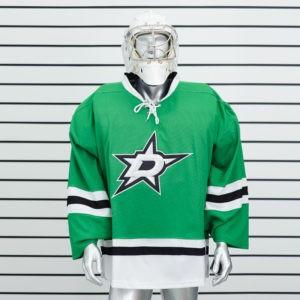 купить вратарский хоккейный свитер Dallas Stars