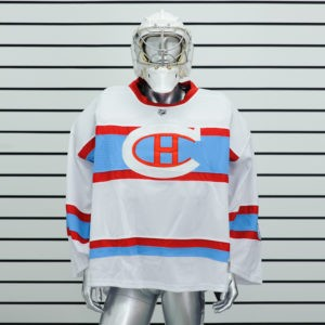 Вратарский хоккейный свитер Montreal Canadiens