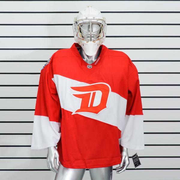 купить вратарский хоккейный свитер Detroit Red Wings