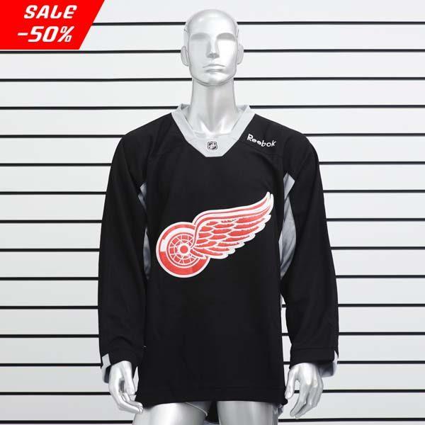 Купить хоккейный свитер Detroit Red Wings