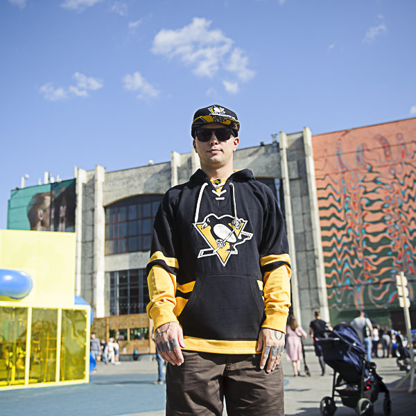 Купить толстовку худи Pittsburgh Penguins