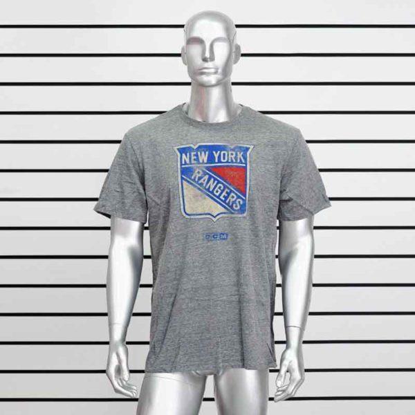 Купить мужскую футболку New York Rangers