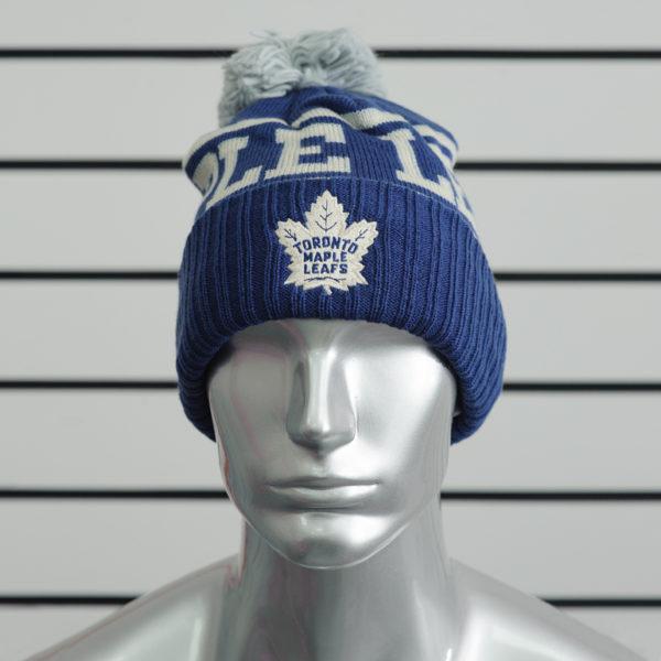 Купить шапку Toronto Maple Leafs