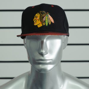 Бейсболка Chicago Blackhawks