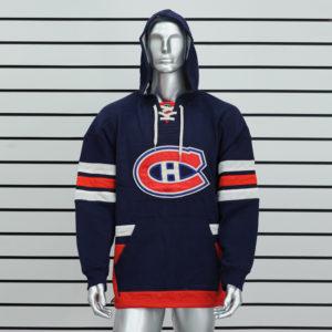 Купить толстовку худи Montreal Canadiens