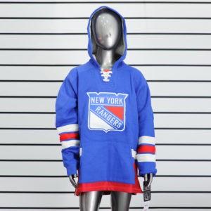 Купить детскую толстовку худи New York Rangers