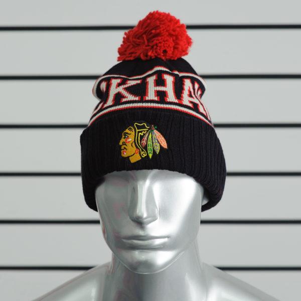 Купить шапку Chicago Blackhawks