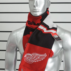 Купить шарф Detroit Red Wings