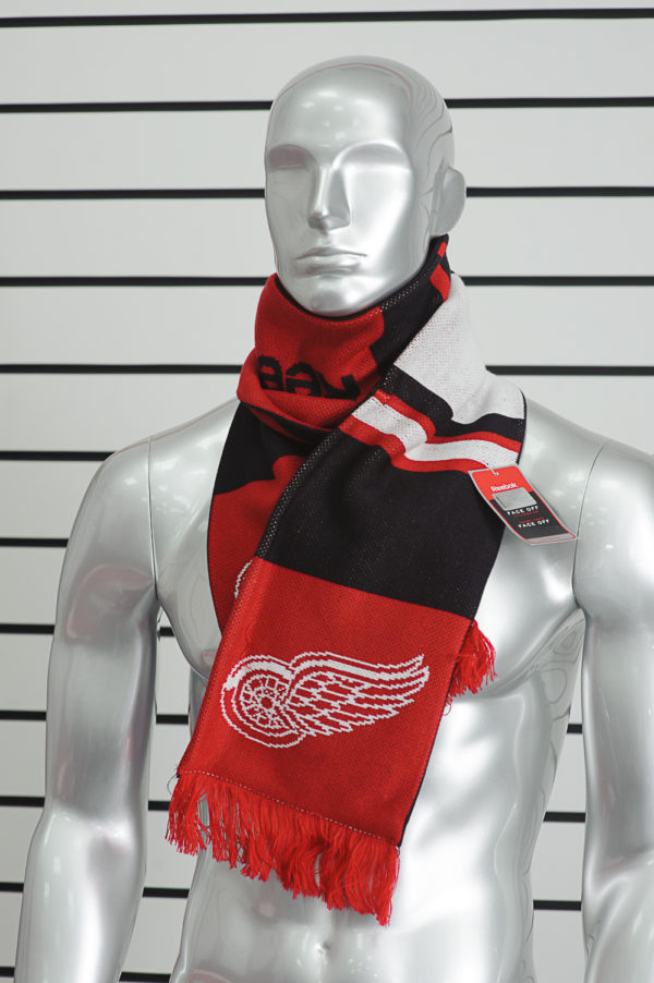 Купить шарф Detroit Red Wings