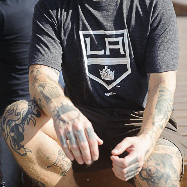 Купить футболку Los Angeles Kings