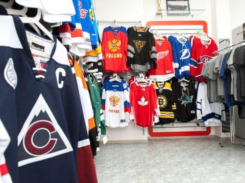 Хоккейный магазин stanleyclub