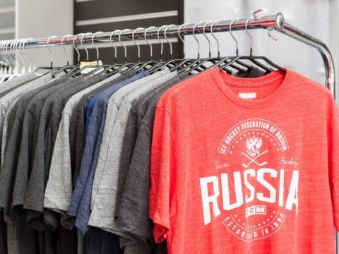 Купить футболки НХЛ