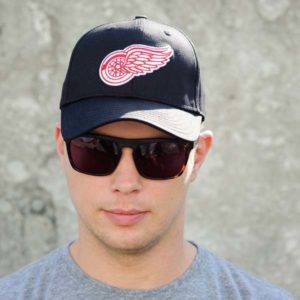 Купить бейсболку Detroit Red Wings