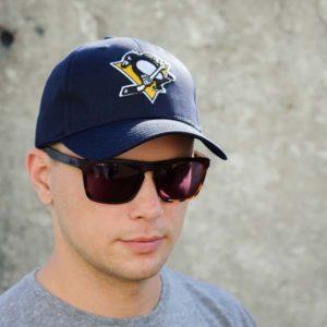 Купить бейсболку Pittsburgh Penguins